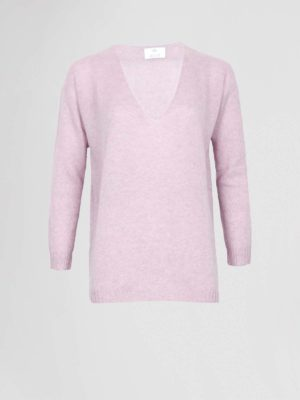 allude pullover roze