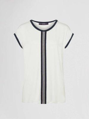 laurel t-shirt wit