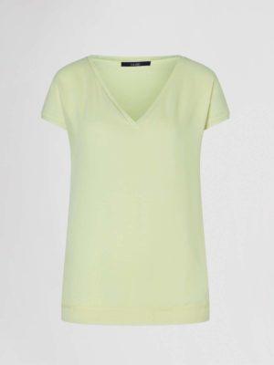 Laurel geel t-shirt