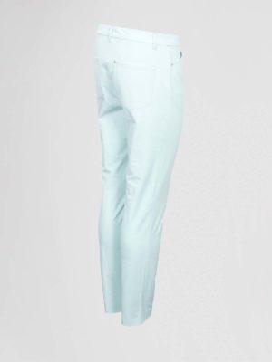 raffaello rossi pantalon turquoise