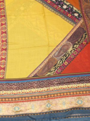 Etro Shawl paisley multicolour