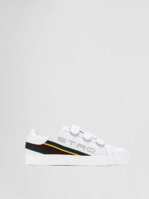 Etro Sneaker Wit 12133
