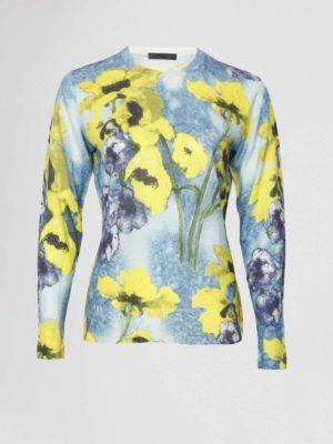 FFC Pullover Bloemen