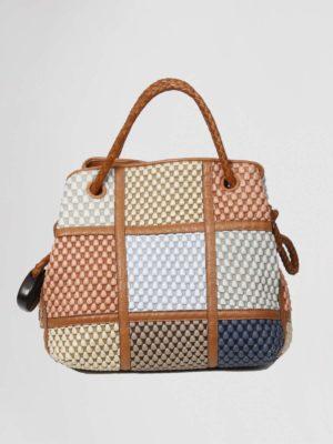 Tissa Fontaneda Bucketbag Multicolour